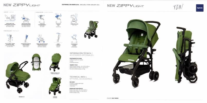Catálogo Zippy Light 2016 7ae555f398